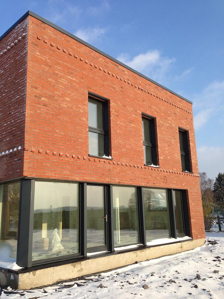 Maison passive - Nord (59) - Cysoing - Bati Bois Concept Nord