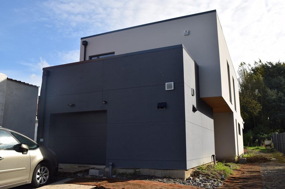 Maison basse énergie  Nord (59)  Roncq  Bati Bois  ~ Bois Energie Nord