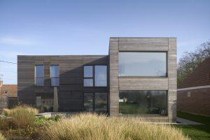 Extension de maison passive – Nord (59) – Tourmignies