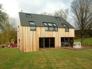 Maison passive – Marne (51) – Pourcy