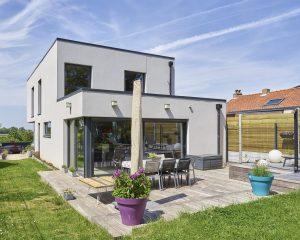 Maison basse énergie – Nord (59) – Roncq