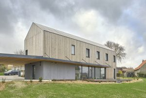 Maison passive – Pas-de-Calais (62) – Leubringhen