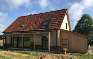 Maison passive – Pas-de-Calais (62) – Thérouanne