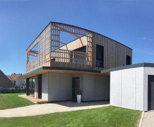Maison passive – Nord (59) – Bray-Dunes