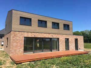 Maison passive – Nord (59) – Nieppe