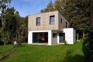 Maison basse énergie – Nord (59) – Sailly Lez Lannoy