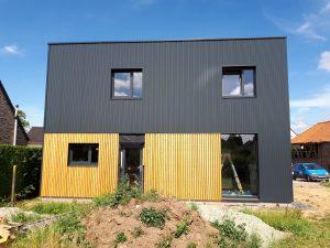 Maison passive – Pas-de-Calais (62) – Ligny-Lès-Aire