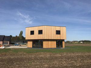 Maison passive – Nord (59) – Annoeullin