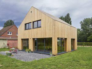Maison passive – Nord (59) – Bouvignies