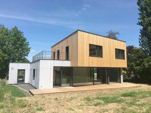 Maison passive – Nord (59) – Verchain Maugré